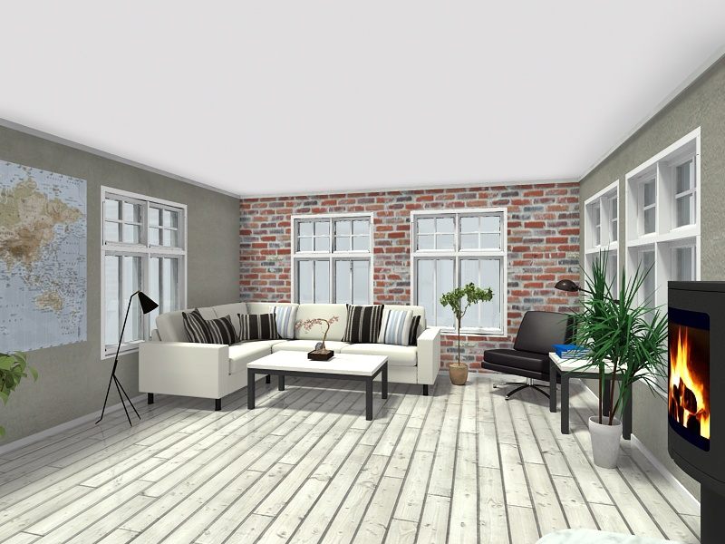Interior help online, 3D models